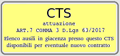 CTS elenco giacenze
